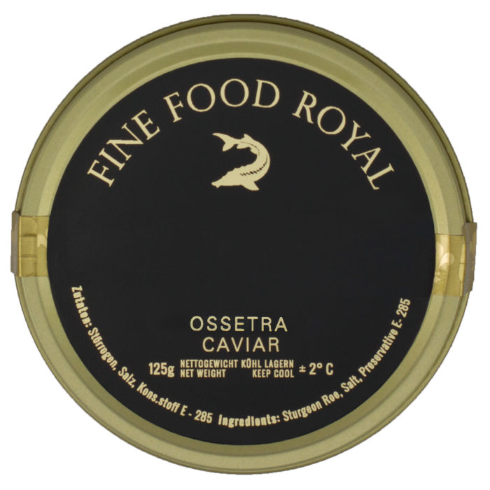 Lid, FFR, Categories, Caviar