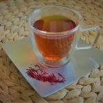 Recipe saffron tea