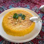 FFR, Categories, Cooking, Recipes, Saffron, Saffron Rice