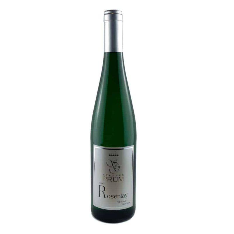 FFR, Mosel, Produktbild, Riesling, Rosenlay, S.G.Pruem, Wein