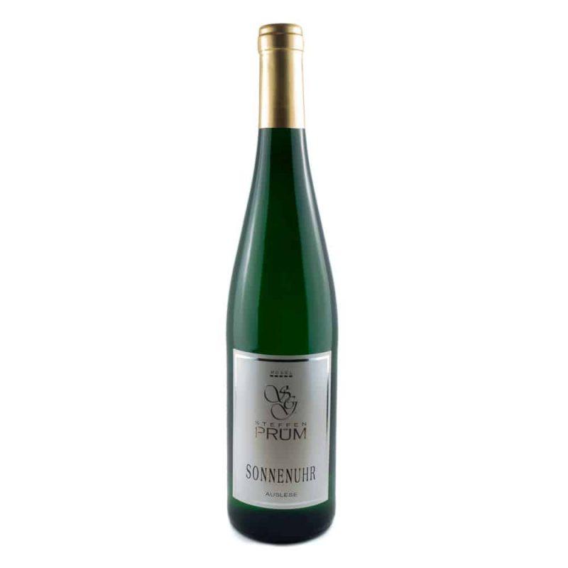 FFR, Mosel, Produktbild, Riesling, S.G.Pruem, Sonnenuhr Auslese, Wein